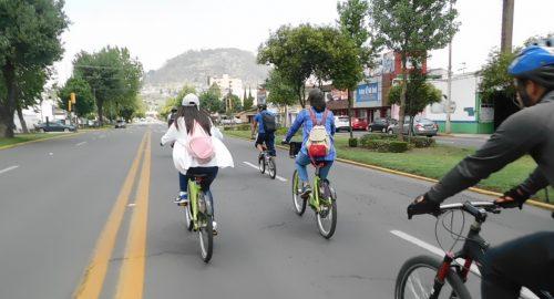 ¡La sociedad civil organizada TRIUNFA! Toluca estrenará ciclovías.